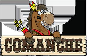 Indian Princess Comanche Tribe of Palm Beach County Logo